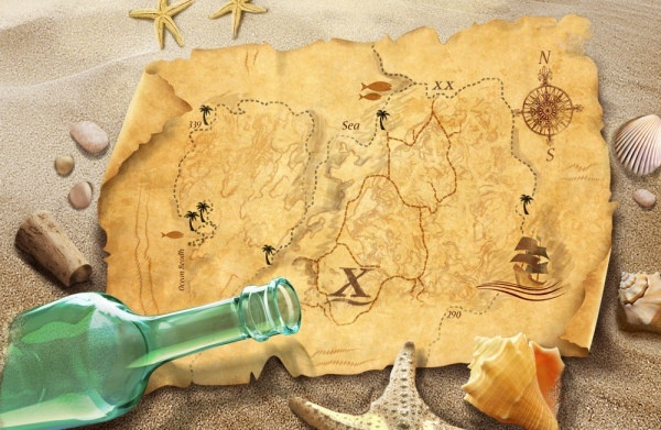 treasure-map-bottle-and-sand-the-saudi